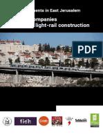 Israeli settlements in East Jerusalem