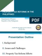 Property Tax Reform DOF Slides