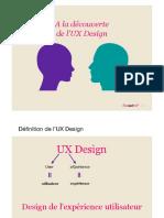 UX Design Comandtrip 24mars2016