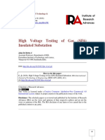 HV Testing of GIS.pdf