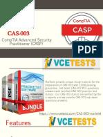 CAS-003 VCE Dumps