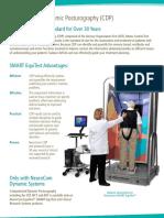 Computerized Dynamic Posturography (CDP)