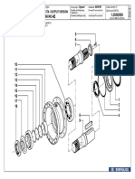 3 06 L 1 5.33 HZ S5AP Despiece Reductor Pica BP38
