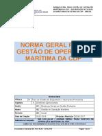 Ng 4101-02.00 – Operação Marítima Da Cdp