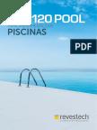201806 Revestech Catalogo Piscinas España