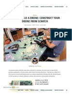 How to Build a Drone_ DIY Project for Constructing a Drone From Scratch