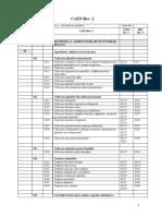 Codul CAEN Actualizat 2010