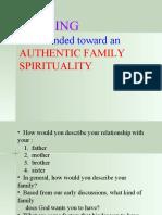 M-Healing in Family