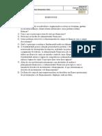 01.2 - Administração Financeira - Exercicios Com Gabarito