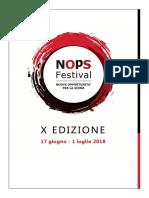 Nops Progetto