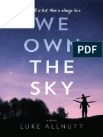 We Own the Sky - Luke Allnutt