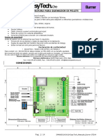 Manual Panel Gg25k Easytech One Burner