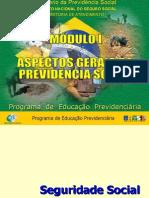 Modulo I - Aspectos Gerais Da Previdencia Social