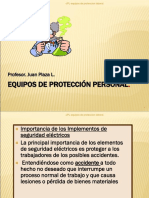 Equipos de Proteccin Personal