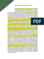 La Norma Jurídica en El Sistema Legislativo Peruano