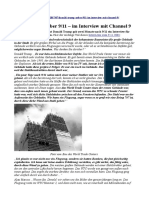 Donald Trump Über 9-11 – Im Interview Mit Channel 9 - Dieunbestechlichen.com
