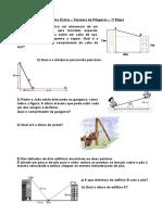 Teorema de Pitagoras Oitavo Ano