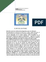 PEQUEÑO RESUMEN DEL EL REY DE LOS ATÚNES