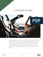 Vis10105 Platinum Auto Rental