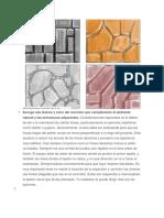 Escoge Una Textura y Color Del Concreto Que Complemente El Ambiente Natural y Las Estructuras Adyacentes