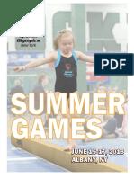 2018 Summer Games