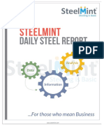 steel reporet