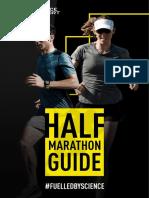 UK Half Marathon Guide
