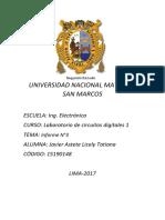 Tercer Informe Digitales 100%