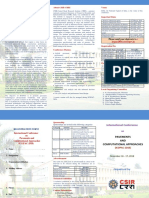 ICOPAC 2018 Brochure