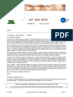 REVUE Sat Nam Infos No 4 Decembre 2006