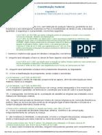 I - Dos Direitos e Deveres Individuais e Coletivos (Art. 5º)