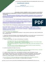 II - Dos Direitos Sociais (Arts. 6º a 11)