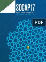 SOCAP17 Program