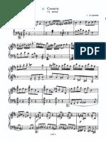 Galigin G Sonata