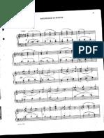 Kaminsky Prelude and Fuge F Moll