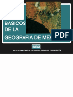 Datos Basicos de la Geografia Mexicana