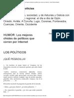 HUMOR_ Los Mejores Chistes de Políticos Que Corren Por Internet – Astur Galicia Noticias