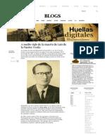 Luis de La Puente Uceda - Huellas Digitales _ Blogs _ El Comercio Peru