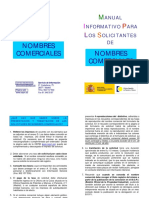 Manual Nombres Comerciales