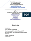 Saudi Proven Crude Oil Reserves