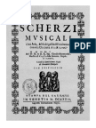 Monteverdi Scherzi 1632
