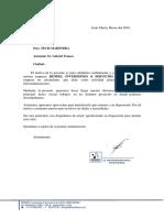 Carta Presentacion Rendel Inversiones y Servicios SAC
