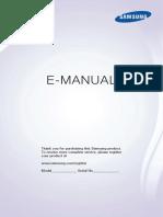 Manual UN55F8000