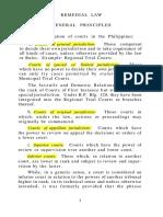 Civil Procedure Regalado OCR