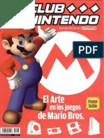 Club Nintendo Edicion Especial Arte Mario (Vizioman).pdf