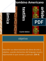 Arte Precolombino Ppt