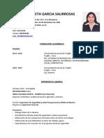 c.v. Susy Garcia Salirrosas
