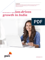 Innovation Driven Growth in India Final