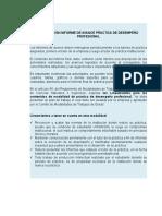 2 Estructura Informe Avance Practica