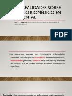 Mitos y Creencias Modelo Medico